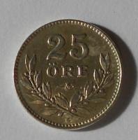 Švédsko 25 Öre 1939