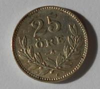 Švédsko 25 Öre 1940