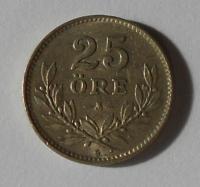 Švédsko 25 Öre 1941