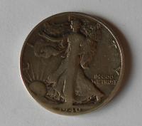 USA 1/2 Dollar 1920 D