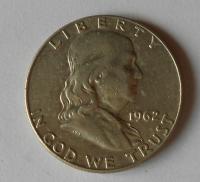 USA 1/2 Dollar 1962