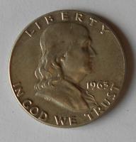 USA 1/2 Dollar 1963