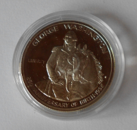 USA 1/2 Dollar Washington 1982