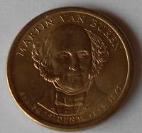 USA 1 Dollar Buren 2008 D
