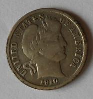 USA 10 Cent 1910