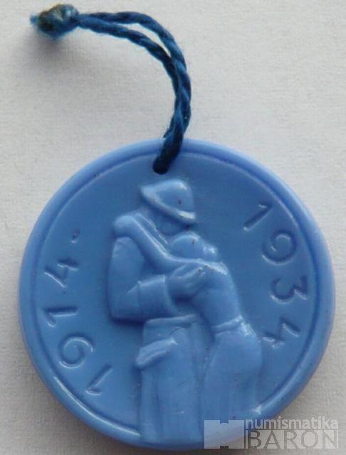 ČSR - Zásada 1934 - legionáři
