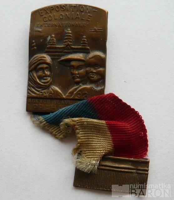 Expedition Colonielle Praha - Paříž 1931