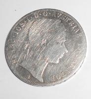 1 Fl., 1857 A, Rakousko