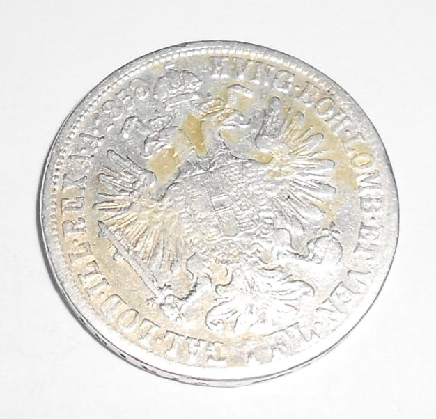 1 Fl., 1858, V, Rakousko