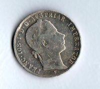 1 Zlatník/Gulden(1861), stav 2/2-, ražba V