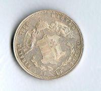 1 Zlatník/Gulden(1868), stav 0/0 - patina