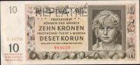 10K/1942/, stav 0 perf. NEPLATNÉ, série Nb
