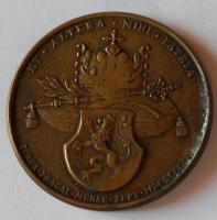 Čechy-Praha Korunovace Marie Anny 1836 novoražba