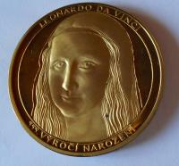ČR Leonardo da Vinci průměr 50mm