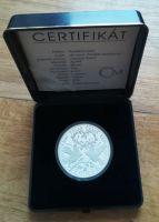ČR Svatební tolar ČM - 2008 Ag - etue + certifikát
