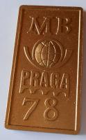 ČR Výstava poštovních známek 1978