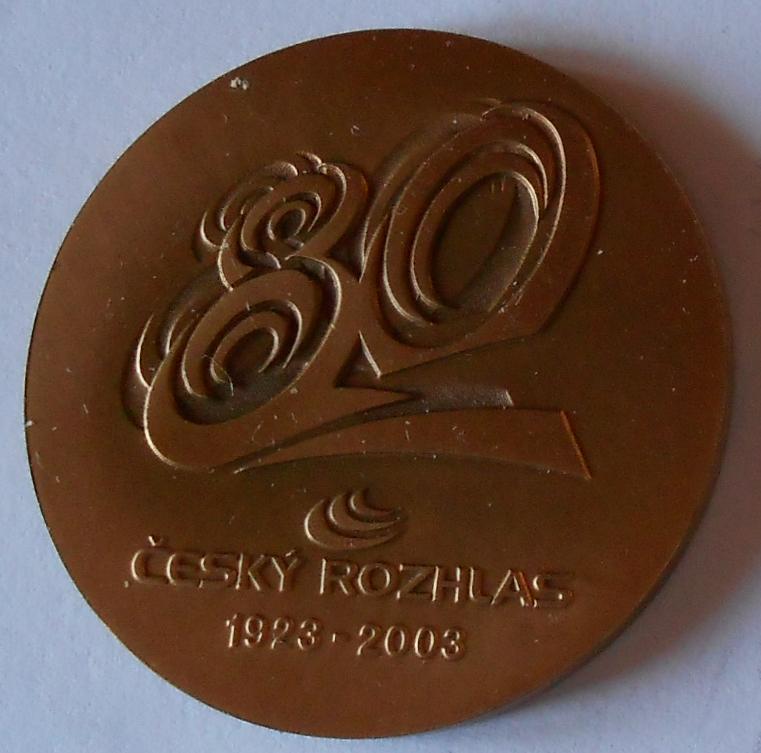 ČSR 80 let Československého rozhlasu