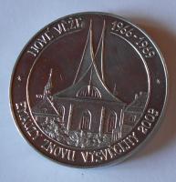 ČSR Emauzský klášter v Praze