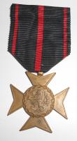 ČSR Kříž protifašistických Bojovníků + miniatura