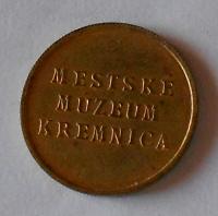 ČSR mincovna Kremnica sig. Háma