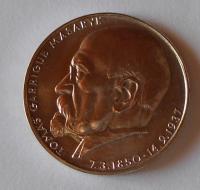 ČSR T.G.Masaryk postř.med. průměr 28mm