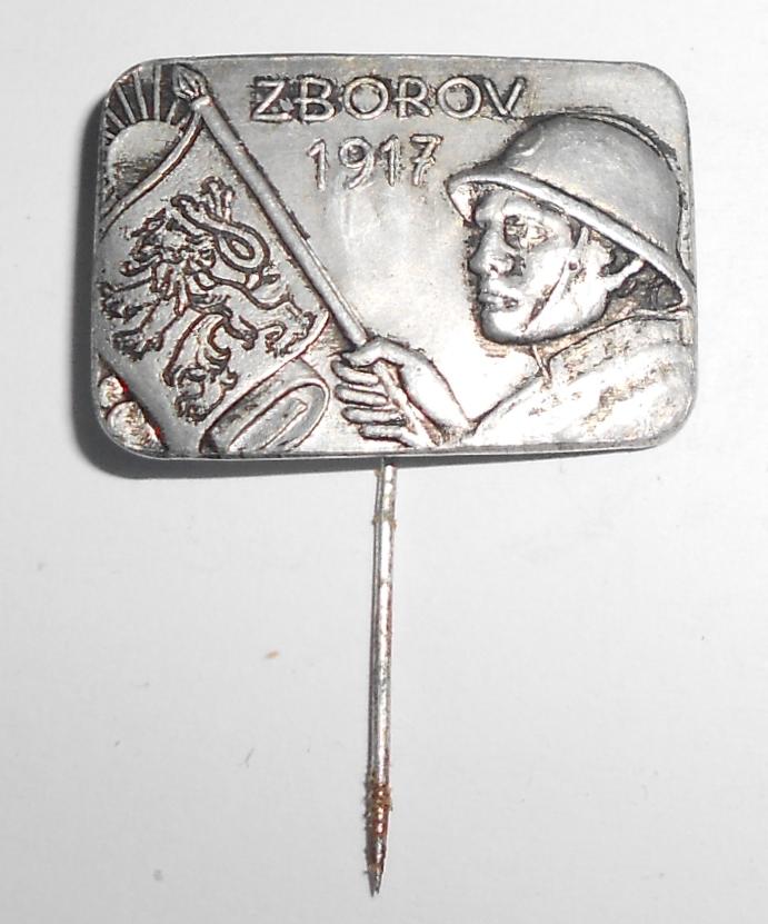 ČSR Zborov 1917