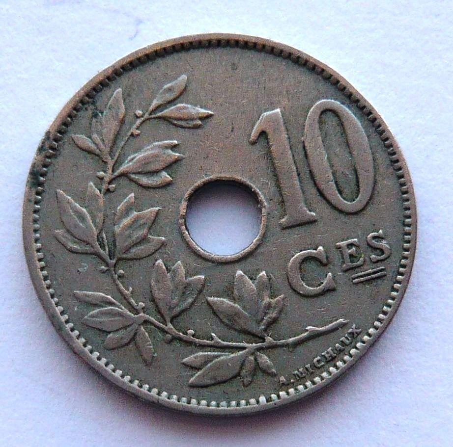 Francie 10 Cent 1923