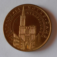 Francie Chrám Notre Dame v Paříži