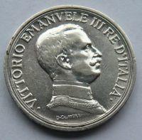 Itálie 2 Lira 1916