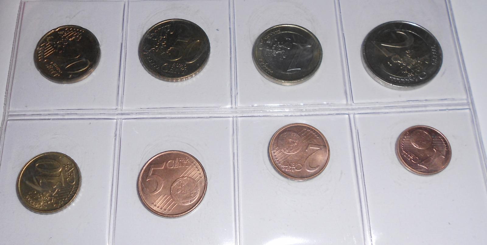 Lucembursko Sada Euro 2002