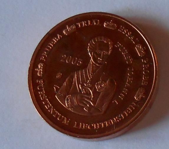 Německo 2 Euro Johan I.