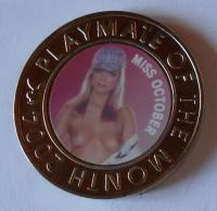 Playboy blondýnka 2004