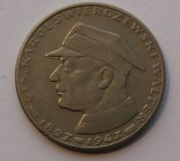 Polsko 10 Zl. - generál 1967