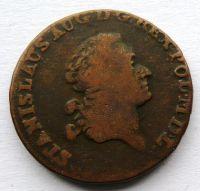 Polsko Groš 1794 M Stan.August
