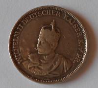 Prusko Vilém II. 1888 Korunovační žeton