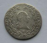 Rakousko E 20 Krejcar 1794 František II.
