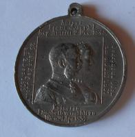 Rakousko František Josef I.+Sissi 1879