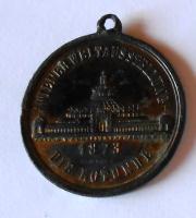 Rakousko Světová výstava ve Vídni 1873