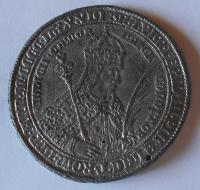 Řecko korunovace 1612 Matyáš pozdější ražba