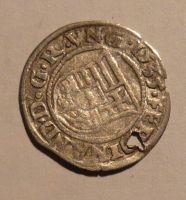 Uhry Denár 1535 KB Ferdinand I.