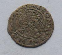 Uhry Denár 1566 KB Maxmilián II.