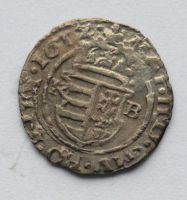 Uhry Denár 1612 KB Matyáš II.