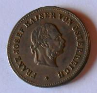 Uhry medaile František Josef I.
