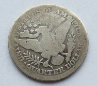 USA 1/4 Dol. 1908