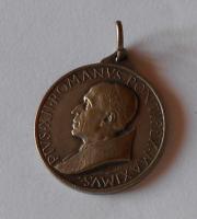 Vatikán Průs XII. 1950