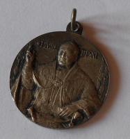 Vatikán Žehnající Pius XI.