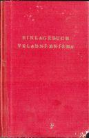 Vkladní knížka, Rolnická záložna Olšany u Prostějova (1944)