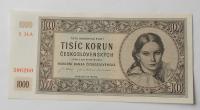 1000Kčs/16.5.1945/, série A 506260