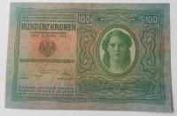 100Kč/1912-18, kolek ČSR/, série 95333