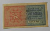 1K/1938-40, strojní přetisk/, série A 038